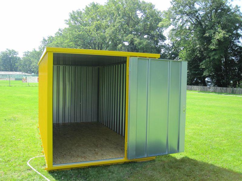 schnellbaucontainer von containerland. Black Bedroom Furniture Sets. Home Design Ideas