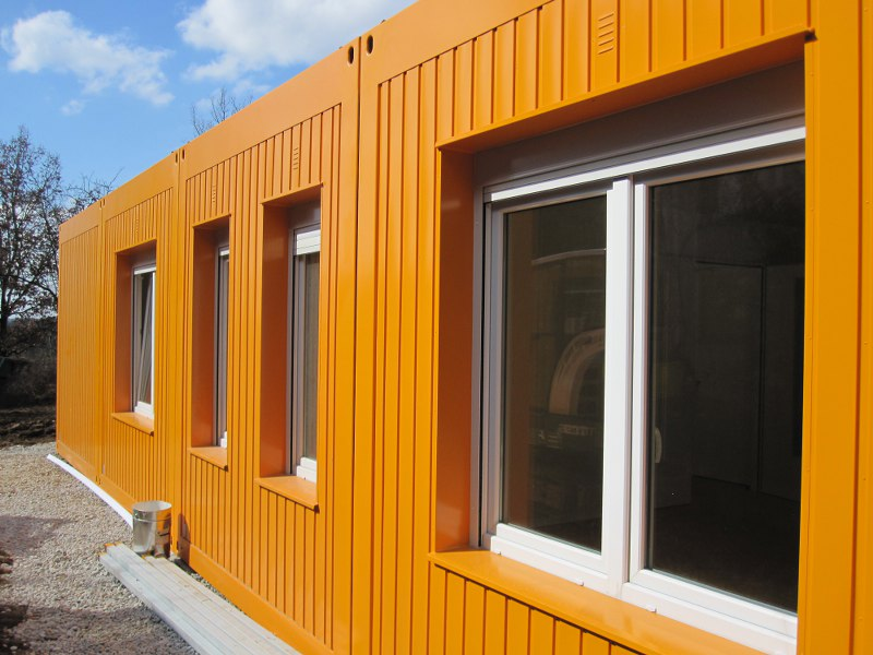 Jugendhauscontainer von containerland - Mobel waiblingen ...