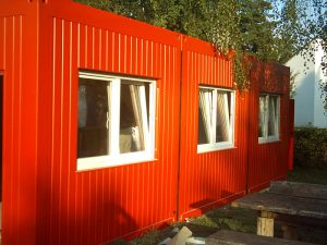Containerland D/M/S GmbH laborcontainer