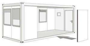 mietcontainer containerland g nstig mieten und das deutschlandweit. Black Bedroom Furniture Sets. Home Design Ideas