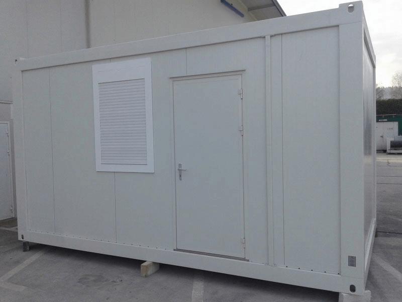 Wildkammer Container