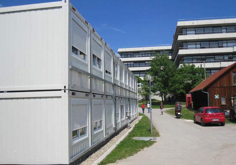 Buerocontainer-Anlage